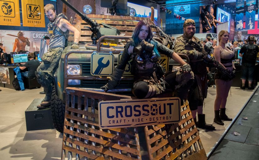 Gamescom 2016 – Cosplay – Part 1