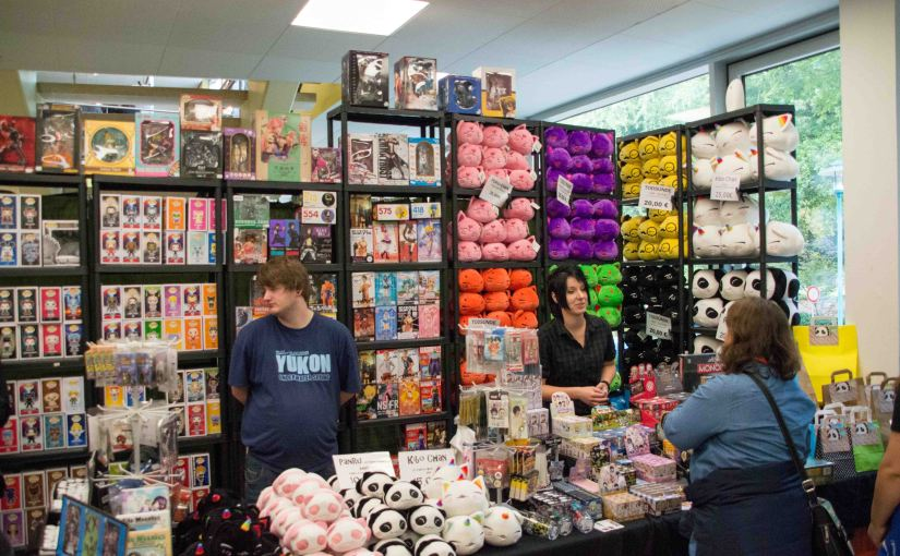 J-Con 2016 –Shops