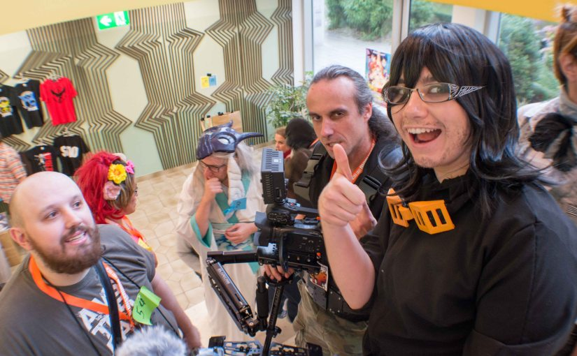 J-Con 2016 – Behind theScenes