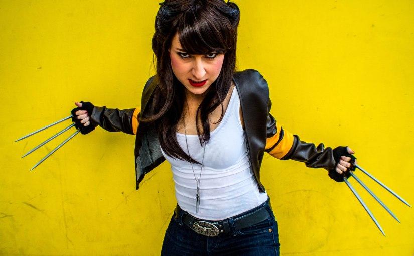 Wolverine at theJ-Con