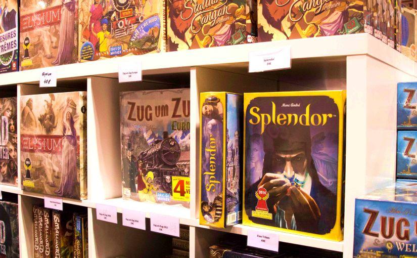 SPIEL '16 Spielemesse Essen –Review