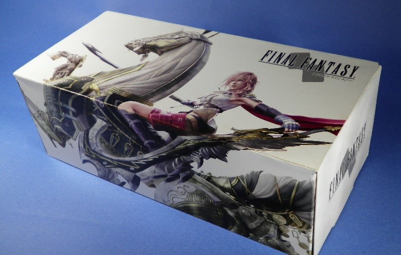 Final Fantasy Trading Card Game Set for October 28