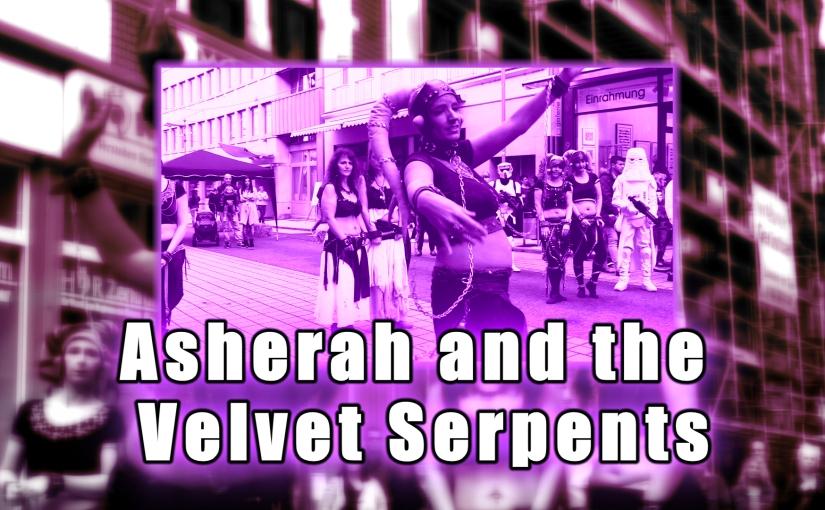 Ashera and the Velvet Serpents – Twi'lek StyleInterview