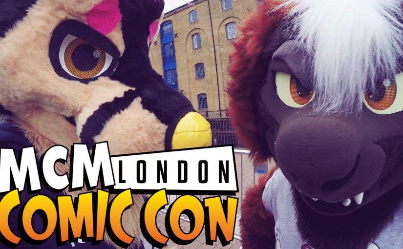 Comic con London Oct2016