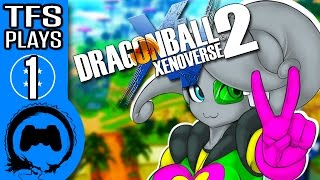 DRAGON BALL XENOVERSE 2 – TFS Plays