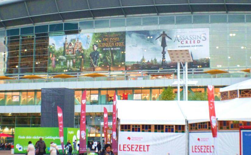Frankfurter Buchmesse 2016 – Review