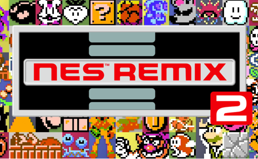 NES Remix 2 – Black Star