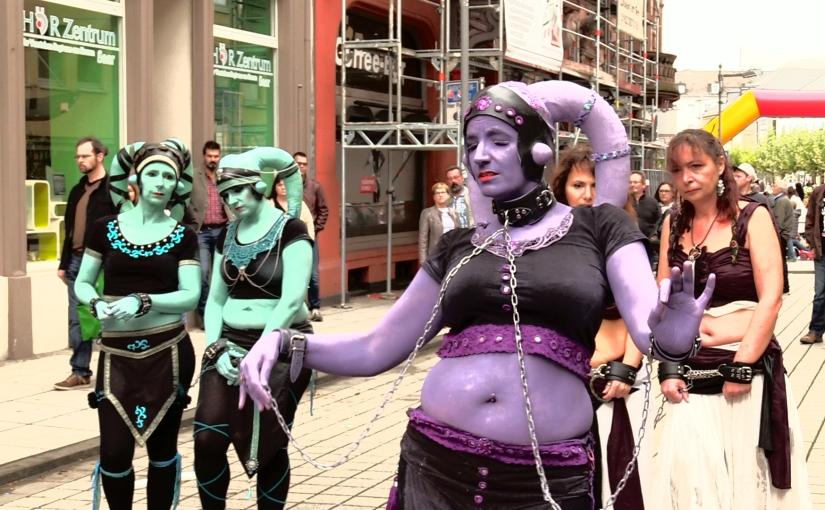 Ashera and the Velvet Serpents Dance Video Ideentag Saarlouis2016
