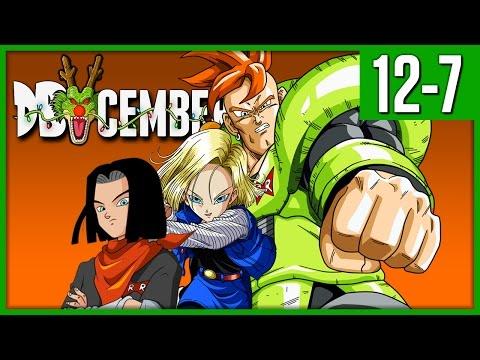 Dragon Ball Top 24 Villains Part 3 – DBcember 2016 – Team FourStar