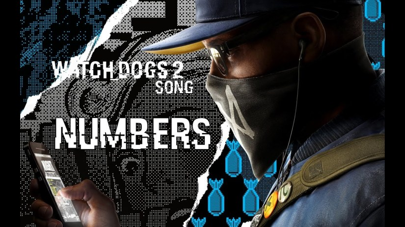 WATCH DOGS 2 SONG – Numbers by Miracle OfSound