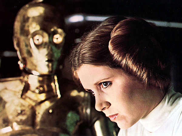 Goodbye Princess Leia – Carrie Fisher dies aged 60