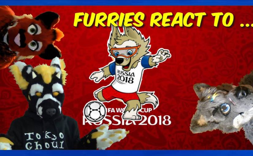 Furries React To: ZABIVAKA (FIFA 2018 Mascot)