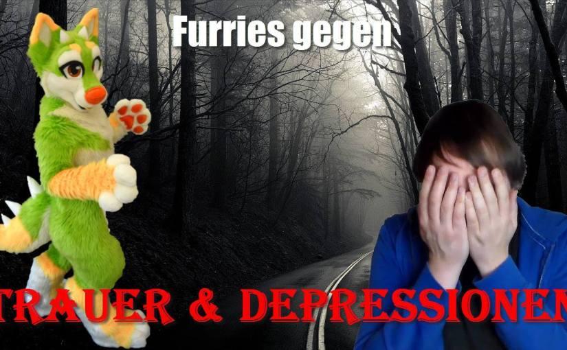 Furry gegen Trauer & Depressionen |Akeblaa