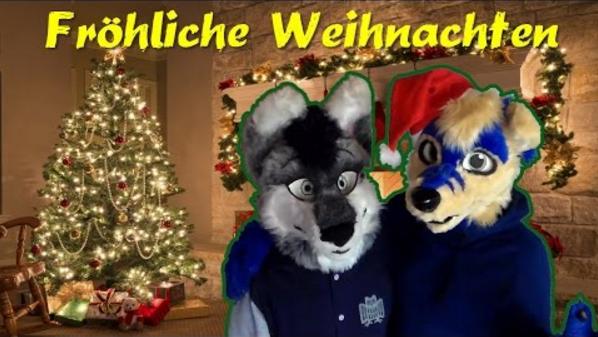 Fröhliche Weihnachten ^.^