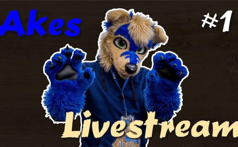 Akes Livestream #1 (vom30.12.16)