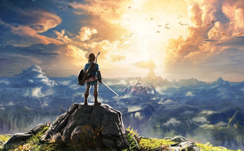 The Legend of Zelda: Breath of the Wild – Nintendo Switch Presentation 2017 Trailer