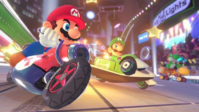 Mario Kart 8 Deluxe – Nintendo Switch Presentation 2017 Trailer