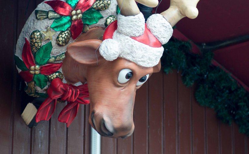Christmas Marked Luxembourg place de paris2016