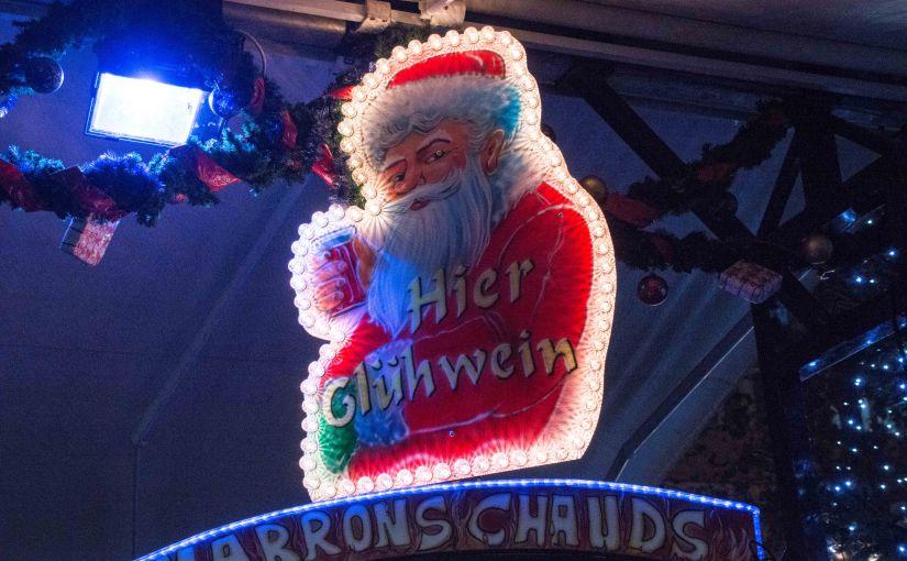 Christmas Market Place d'Armes2016