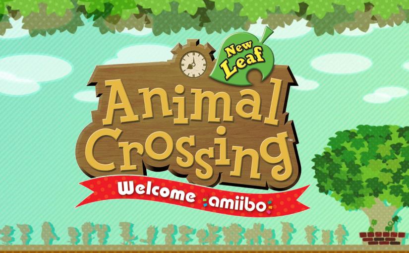 Animal Crossing New Leaf – BlackStar