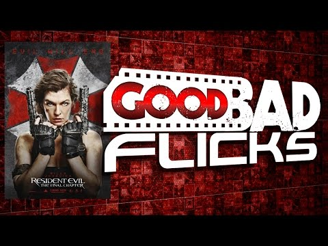 Resident Evil The Final Chapter – MovieReview