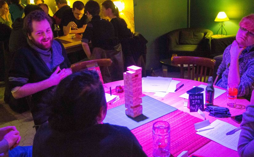 Social Gaming at Ratelach, 26/1/2017