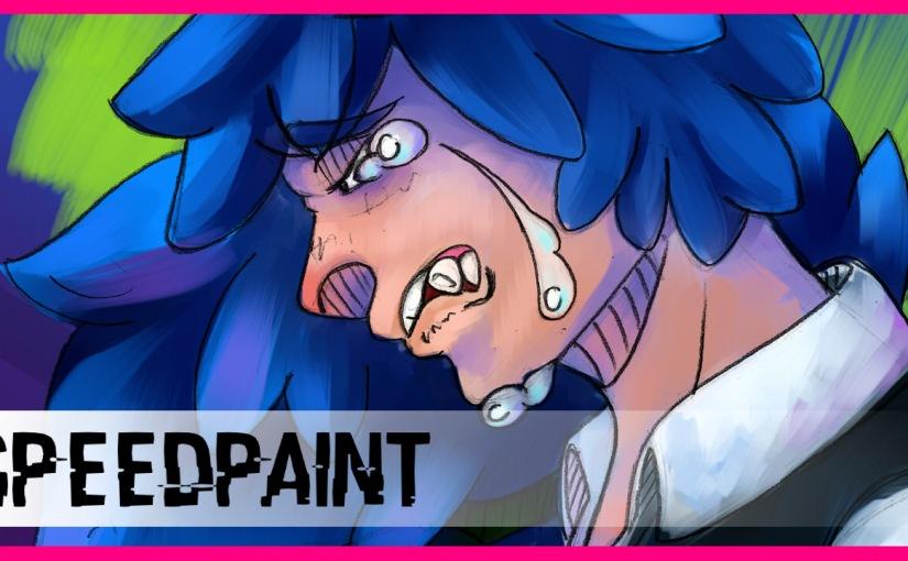 Speedpaint #6: CryKonton