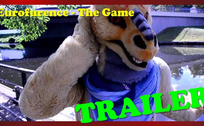 TRAILER zu Eurofurence – The Game