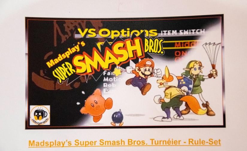 Madsplay´s Super Smash Bros. at GamingCafé