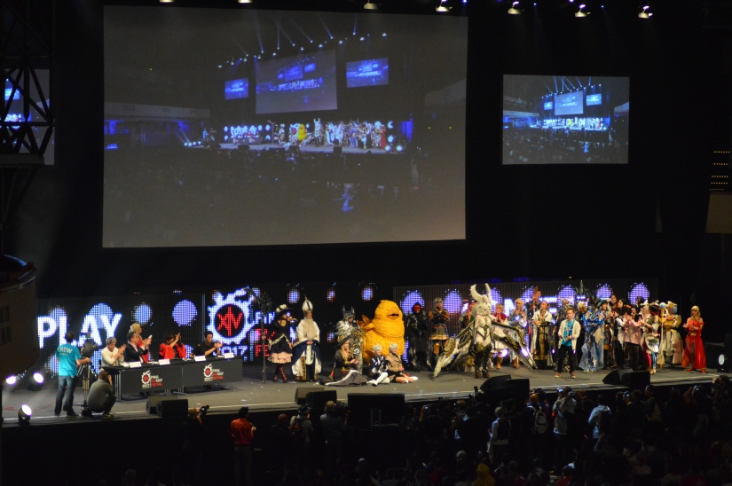 FF XIV Fan Festival – Cosplay Contest Part 2