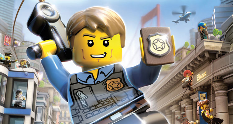 LEGO City Undercover | Co-Op Gameplay Trailer | PS4