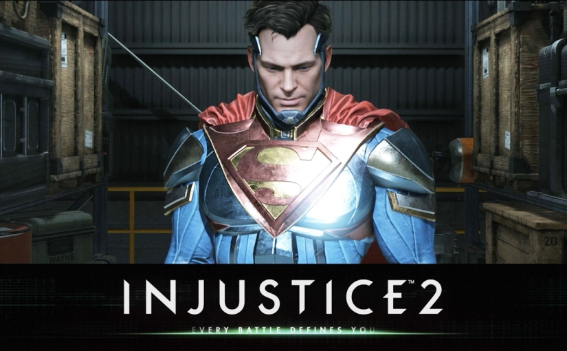 Injustice 2 – Shattered Alliances Part 1 Trailer