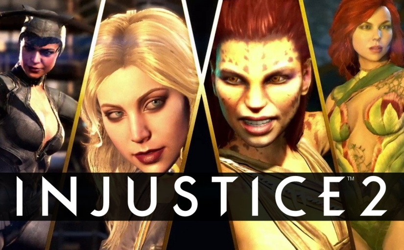 Injustice 2: Here Come The Girls
