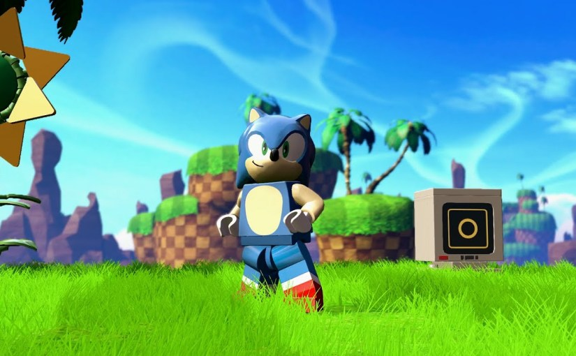 LEGO Dimensions: Sonic The Hedgehog GameplayTrailer