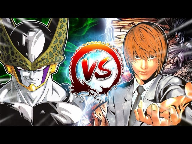 Dragon Ball Z Abridged: Cell Vs Light Yagami #CellGames | TeamFourStar