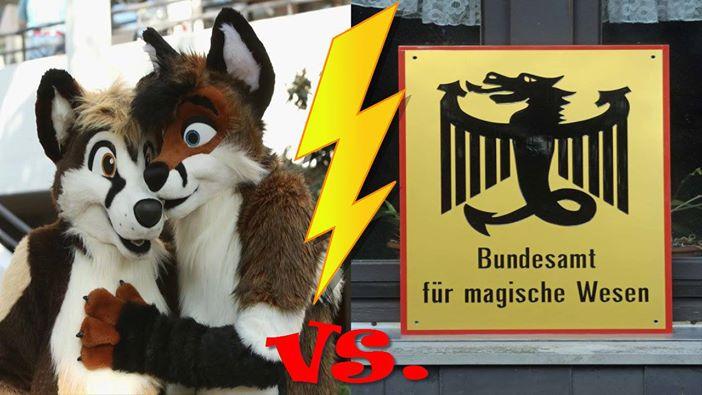 FURRIES vs. Bundesamt für magischeWesen