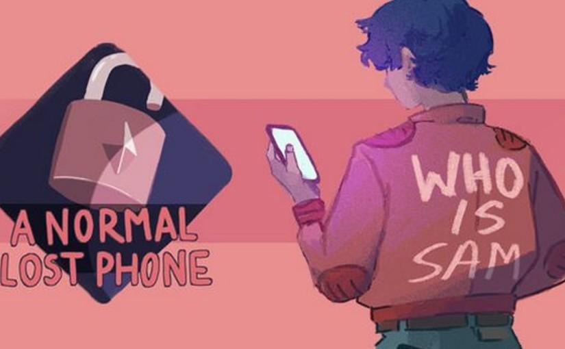 A Normal LostPhone