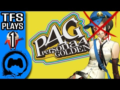 PERSONA 4 GOLDEN – TFSPlays