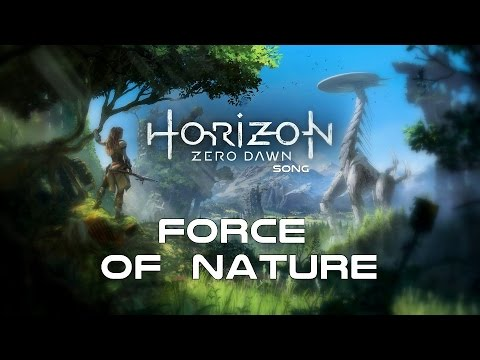 HORIZON: ZERO DAWN SONG – Force Of Nature by Miracle Of Sound