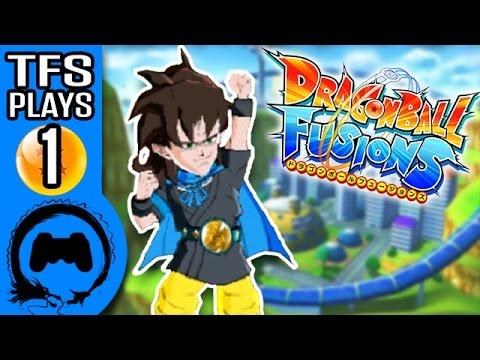 Dragon Ball Fusions – TFSPlays