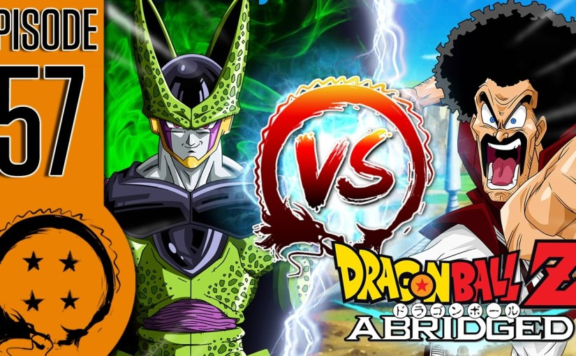 DragonBall Z Abridged: Episode 57 – #CellGames | TeamFourStar (TFS)