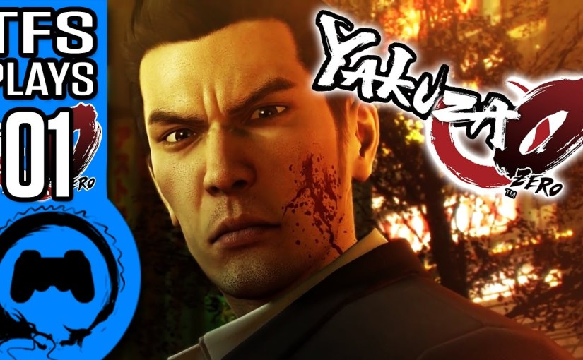 Yakuza 0 | TFS Plays