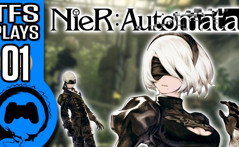 Nier Automata | TFS Plays