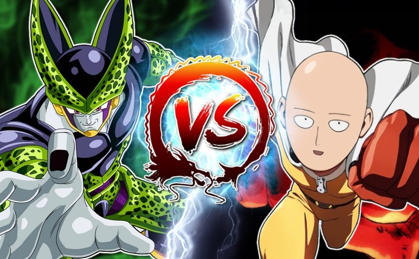 Dragon Ball Z Abridged: Cell Vs Saitama & Genos #CellGames | TeamFourStar