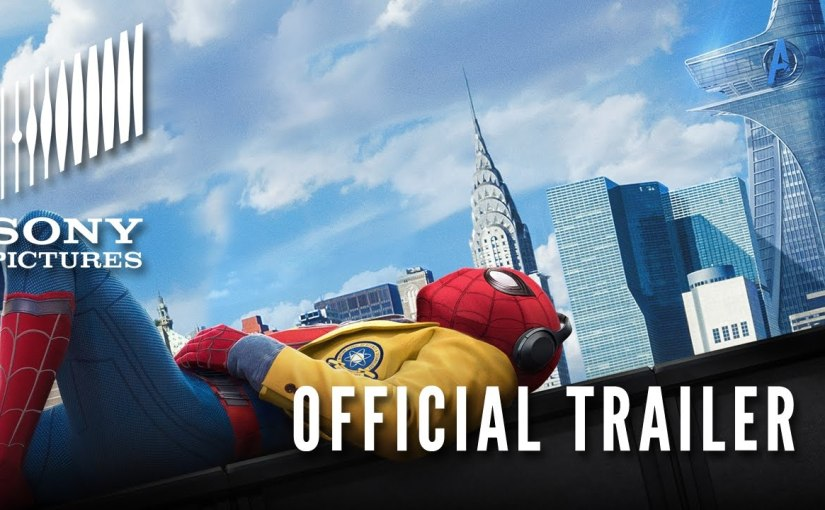 SPIDER-MAN: HOMECOMING – Official Trailer #2(HD)