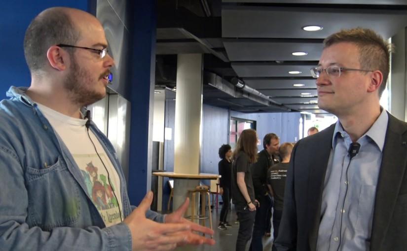 Interview Hackathone 2017 – with PatrickWeber