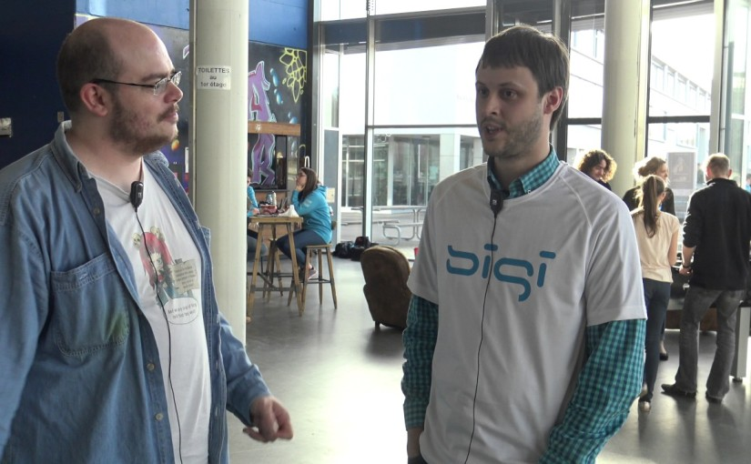 Interview Hackathone 2017 – Interview MaxGinter
