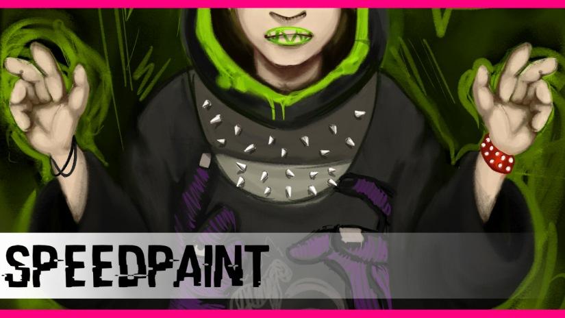 Speedpaint #14: WrenchJunior