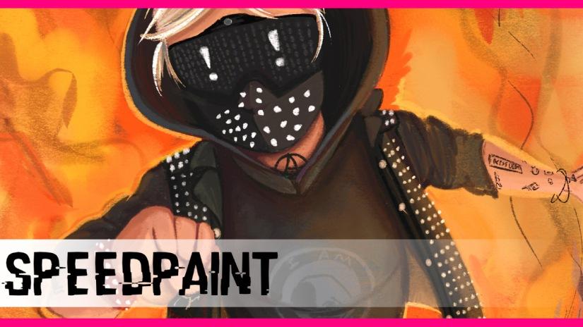 Speedpaint #15: Anarchy!