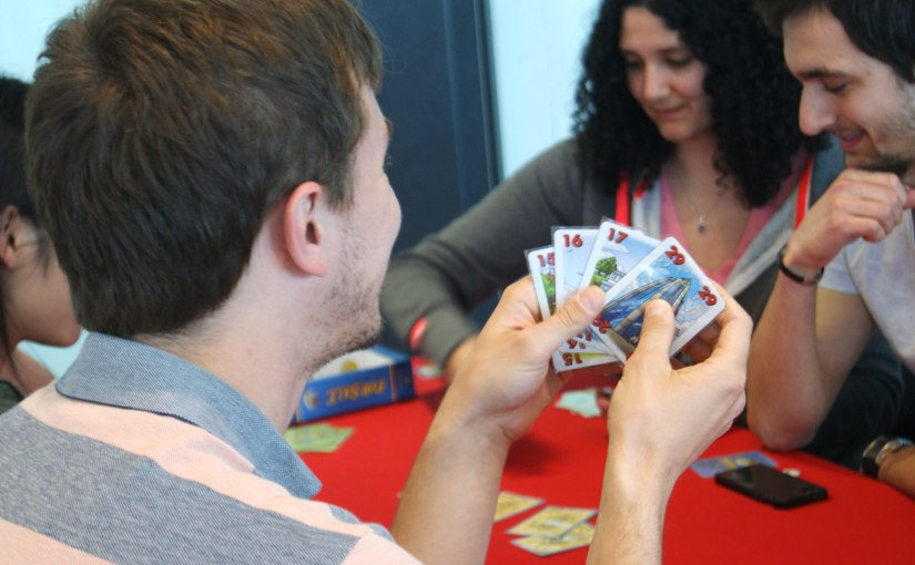 Social Gaming Luxembourg – Belval Plaza Part2